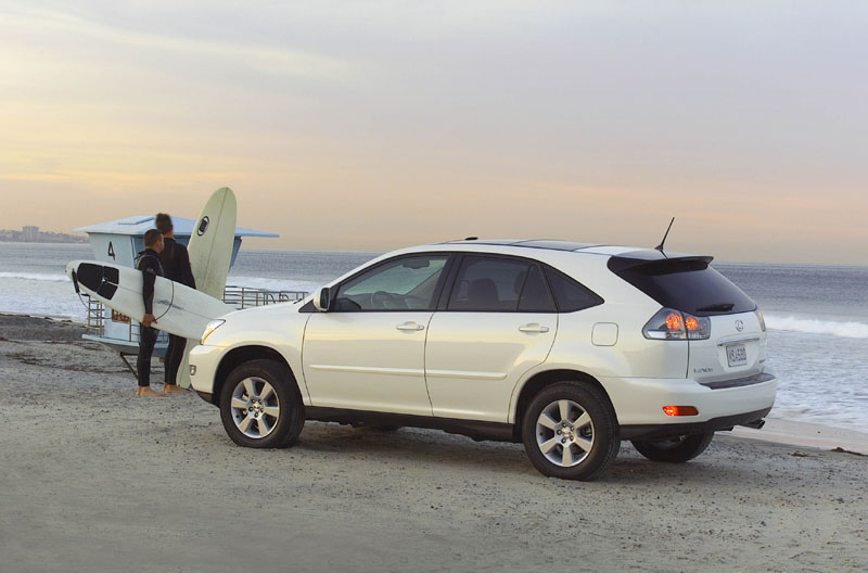 2005 lexus rx 330 pictures photos gallery green car reports. Black Bedroom Furniture Sets. Home Design Ideas