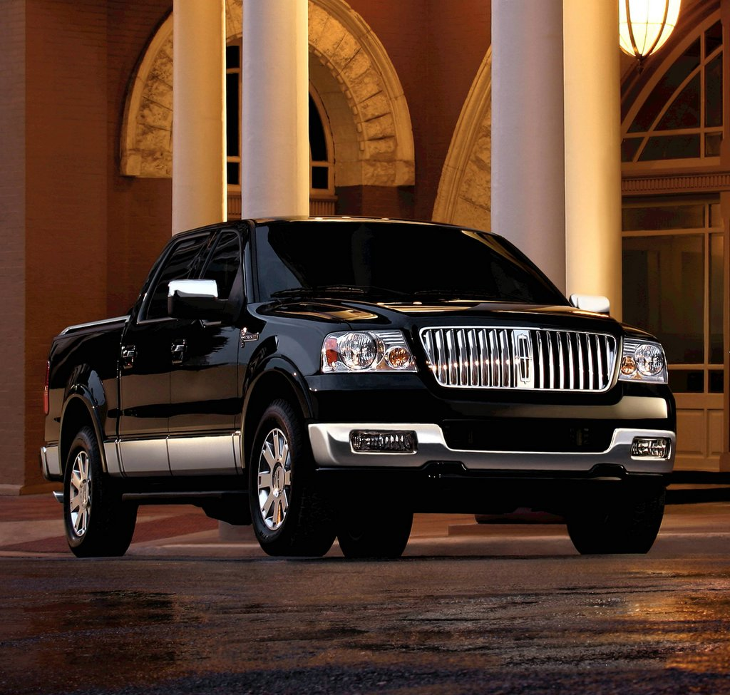 2005 Lincoln Mark LT Pictures/Photos Gallery