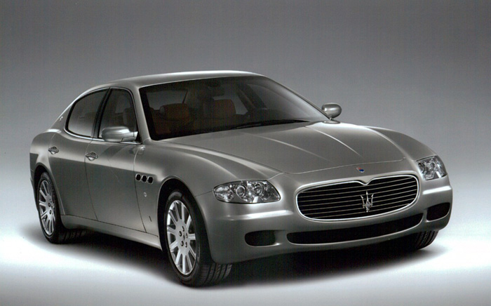 2005 maserati quattroporte pictures photos gallery green car reports. Black Bedroom Furniture Sets. Home Design Ideas