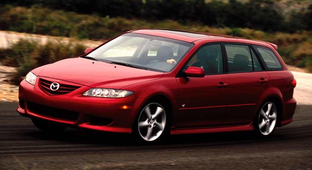 Free Amazing Hd Wallpapers Mazda 6 Wagon Custom