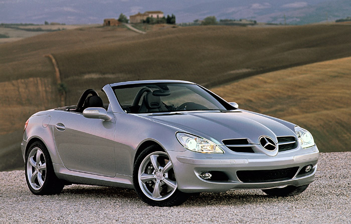 2005 mercedes benz slk class pictures photos gallery. Black Bedroom Furniture Sets. Home Design Ideas