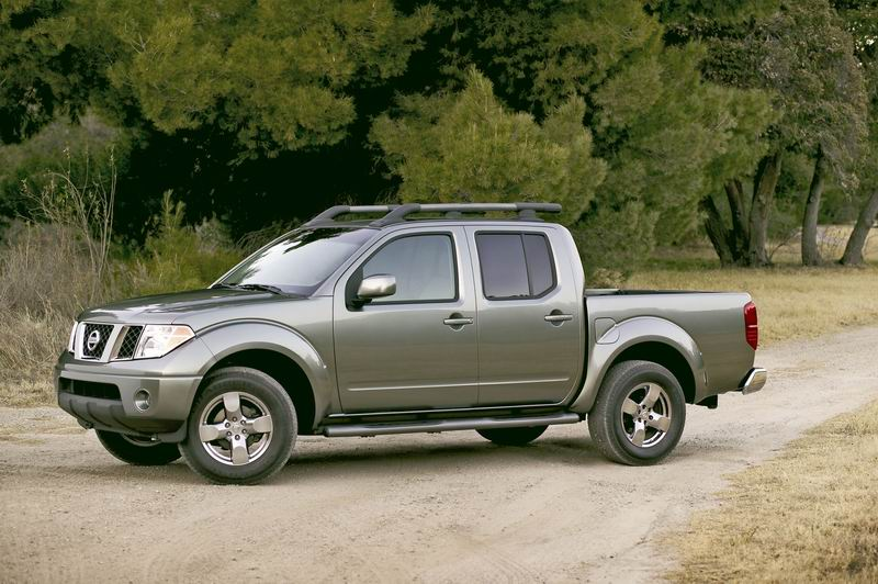 2005 nissan frontier page 1 review the car connection. Black Bedroom Furniture Sets. Home Design Ideas