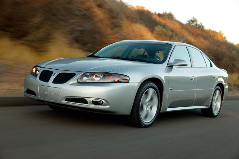 2005 Pontiac Bonneville Pictures Photos Gallery