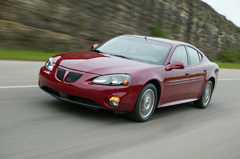 2005 pontiac grand prix pictures photos gallery motorauthority. Black Bedroom Furniture Sets. Home Design Ideas