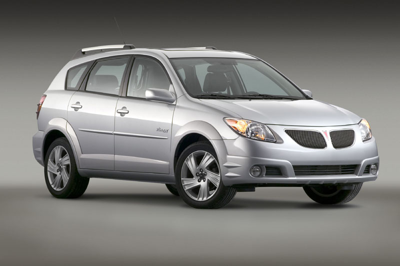 2005 Pontiac Vibe Pictures Photos Gallery Motorauthority