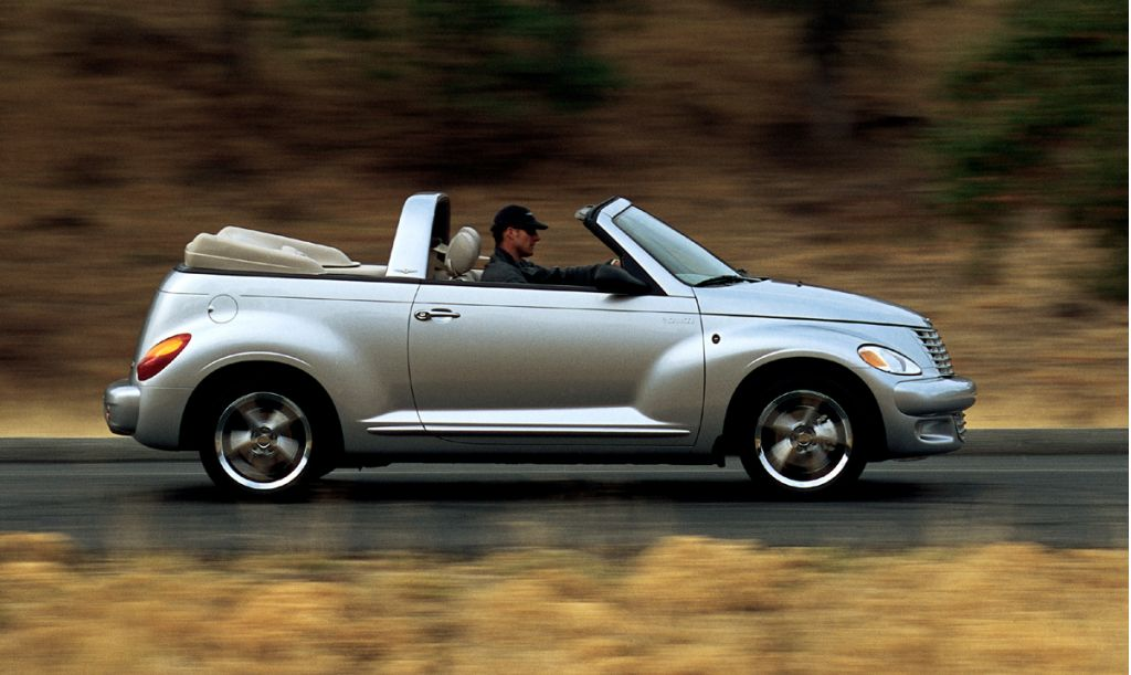2005 chrysler pt cruiser pictures photos gallery. Black Bedroom Furniture Sets. Home Design Ideas