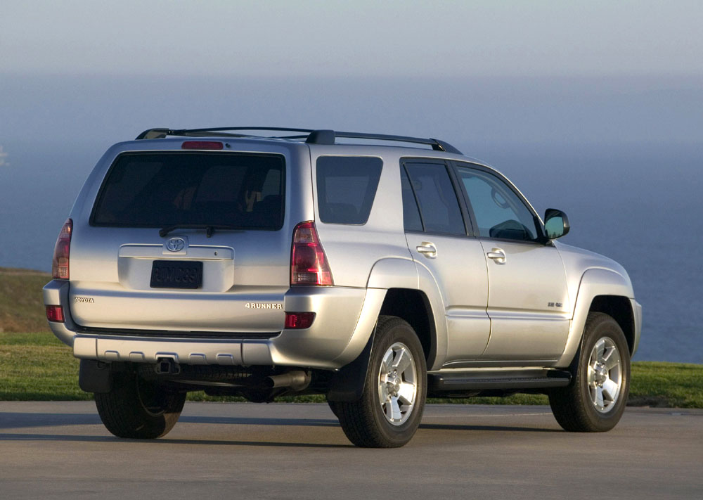 2006 toyota 4runner pictures photos gallery motorauthority. Black Bedroom Furniture Sets. Home Design Ideas