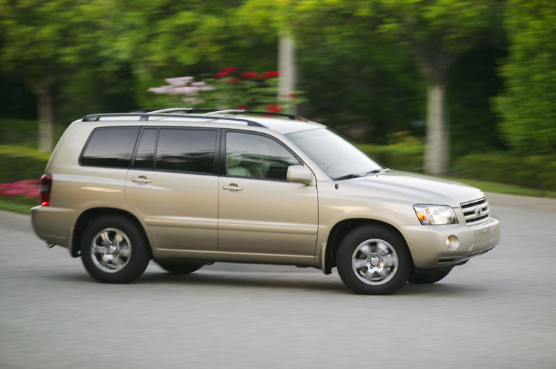 2005 Toyota Highlander Pictures/Photos Gallery - MotorAuthority