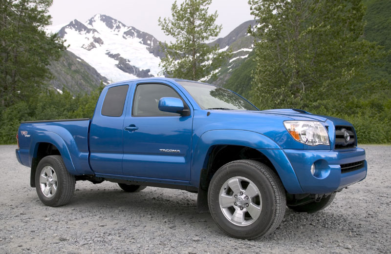 2005 toyota tacoma pictures photos gallery green car reports. Black Bedroom Furniture Sets. Home Design Ideas