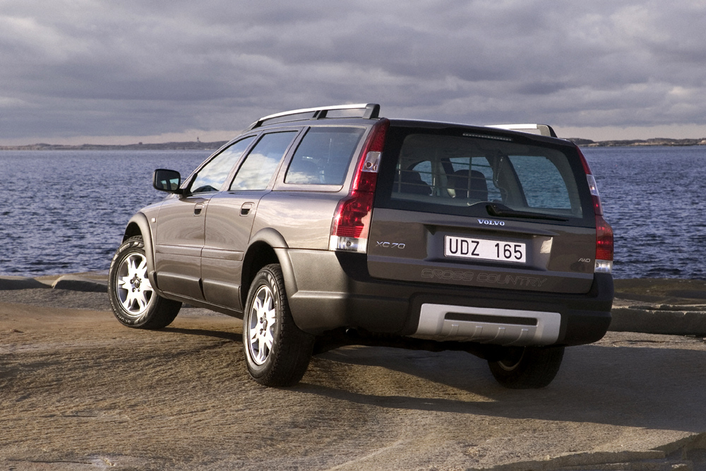 2005 volvo xc70 pictures photos gallery motorauthority. Black Bedroom Furniture Sets. Home Design Ideas