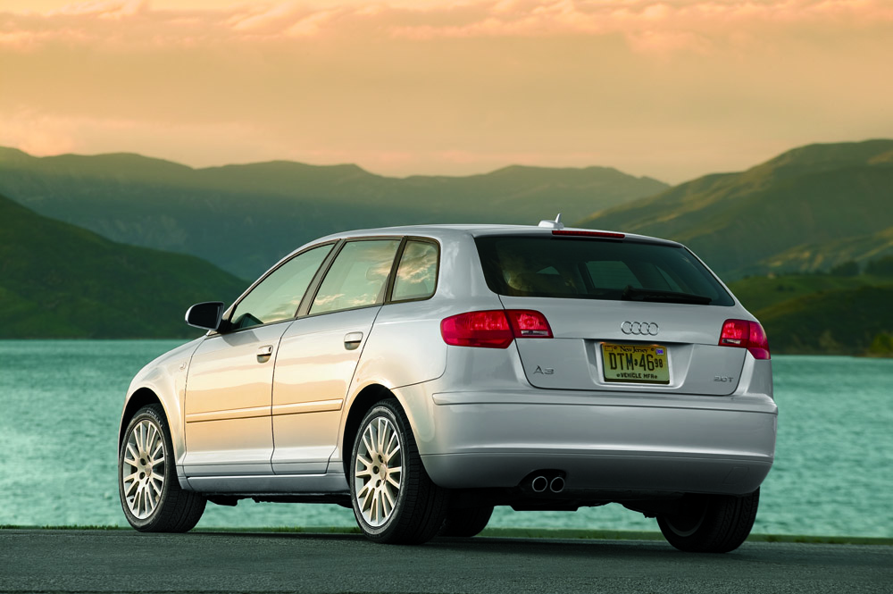 2006 Audi A3 Pictures/Photos Gallery