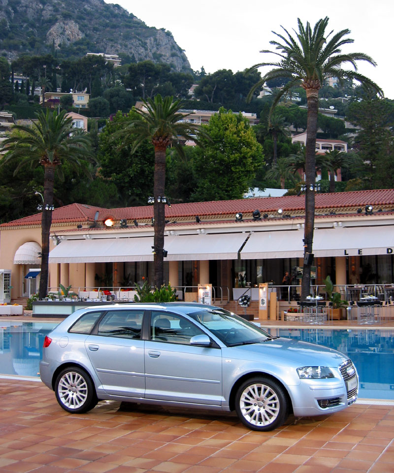 2006 audi a3 pictures photos gallery the car connection. Black Bedroom Furniture Sets. Home Design Ideas
