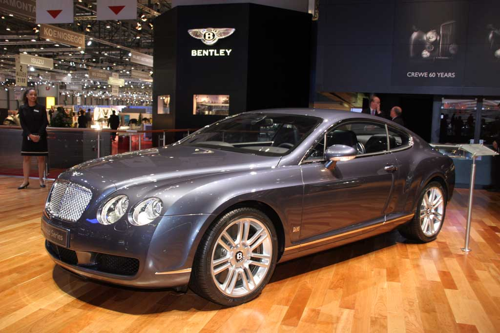 2006 bentley continental gt pictures photos gallery motorauthority. Cars Review. Best American Auto & Cars Review