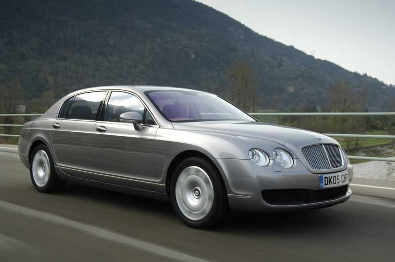 2006 bentley continental flying spur pictures photos. Black Bedroom Furniture Sets. Home Design Ideas