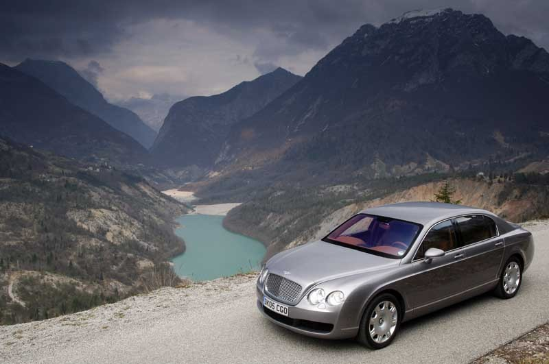 2007 bentley continental flying spur pictures photos gallery the car connection. Black Bedroom Furniture Sets. Home Design Ideas