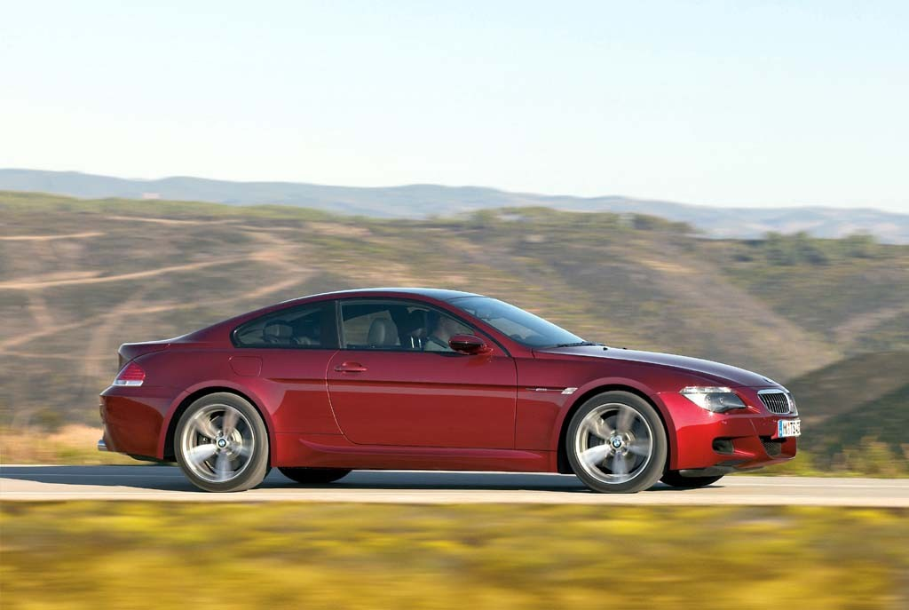 2009 bmw m6 pictures photos gallery green car reports. Black Bedroom Furniture Sets. Home Design Ideas