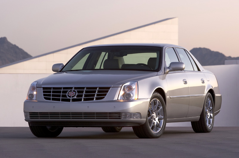 2006 cadillac dts pictures photos gallery motorauthority. Black Bedroom Furniture Sets. Home Design Ideas