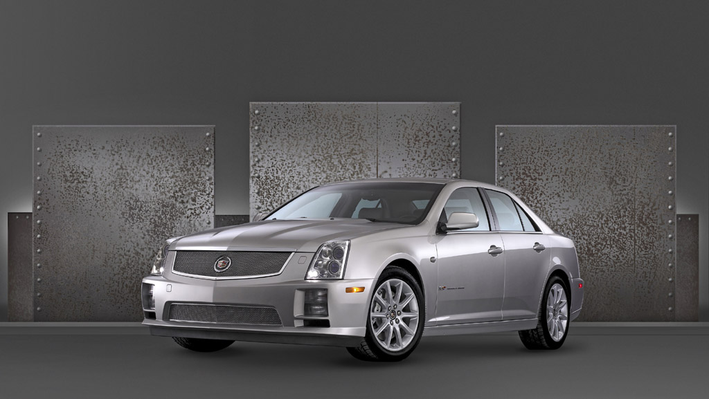 2006 cadillac sts v pictures photos gallery motorauthority. Black Bedroom Furniture Sets. Home Design Ideas