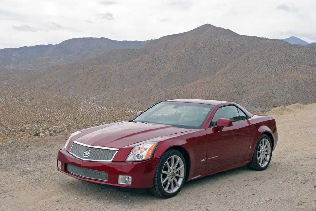2006 cadillac xlr v pictures photos gallery green car. Black Bedroom Furniture Sets. Home Design Ideas