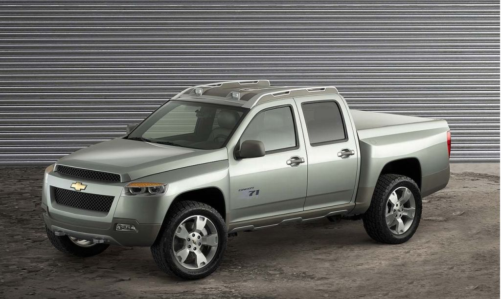 2006 chevrolet colorado chevy pictures photos gallery green car reports. Black Bedroom Furniture Sets. Home Design Ideas