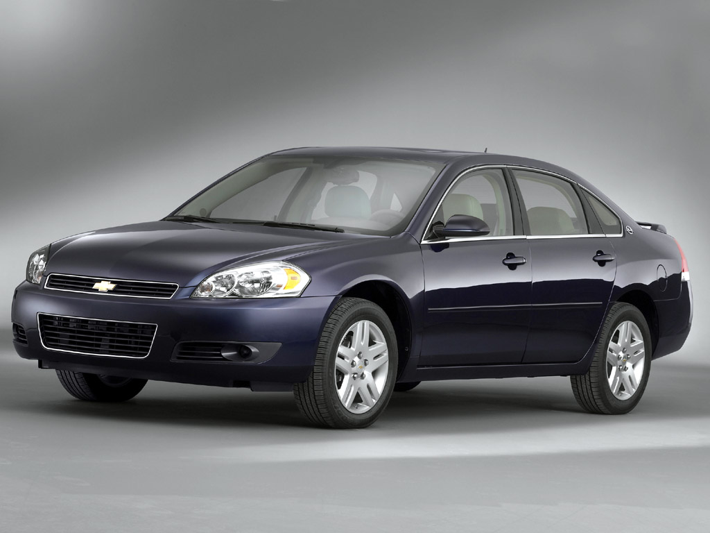 2006 Chevrolet Impala Chevy Pictures Photos Gallery