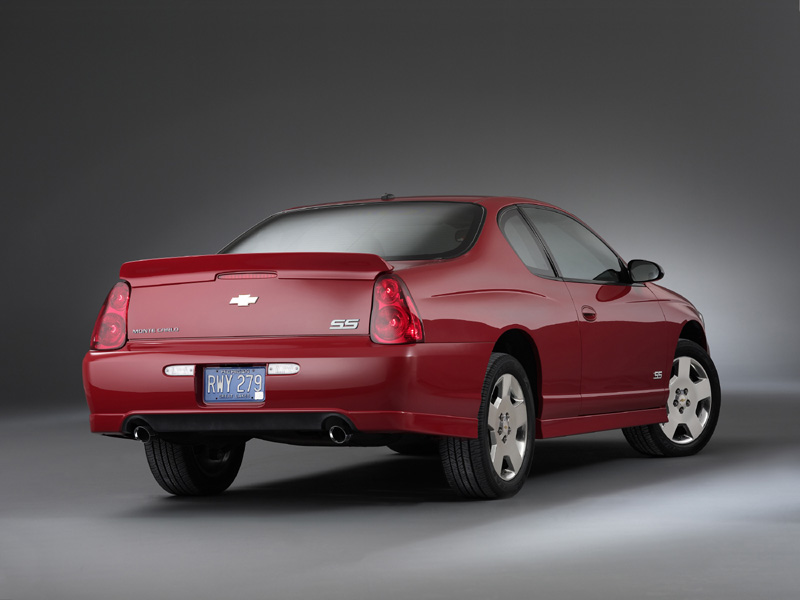 2006 chevrolet monte carlo chevy pictures photos gallery the car connection. Black Bedroom Furniture Sets. Home Design Ideas