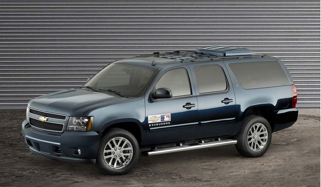 2006 Chevrolet Suburban Chevy Pictures Photos Gallery