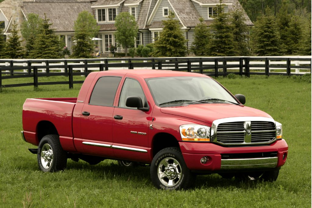 image 2006 dodge ram 2500 mega cab size 1024 x 682. Black Bedroom Furniture Sets. Home Design Ideas