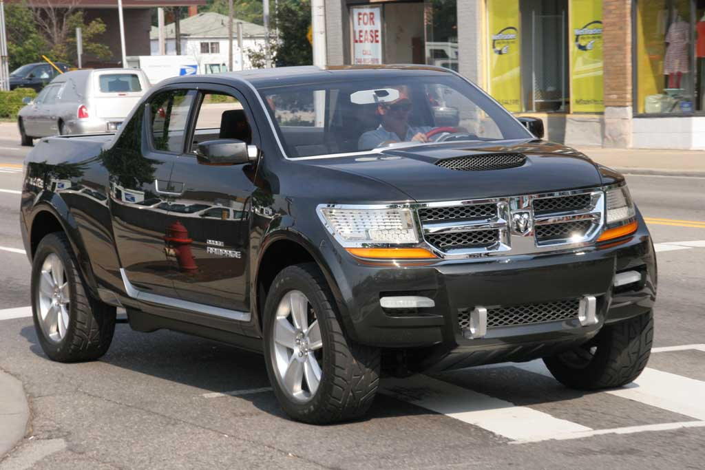 report dodge to get honda ridgeline 39 lifestyle truck 39 rival. Black Bedroom Furniture Sets. Home Design Ideas