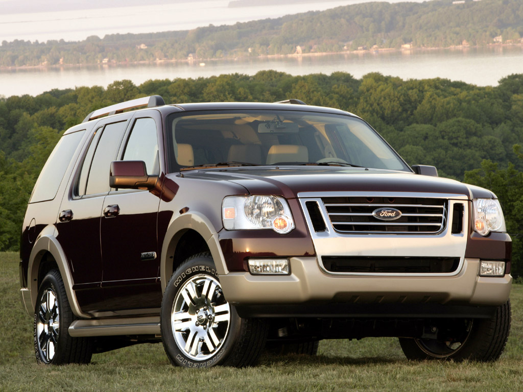 2006 ford explorer pictures photos gallery the car. Black Bedroom Furniture Sets. Home Design Ideas