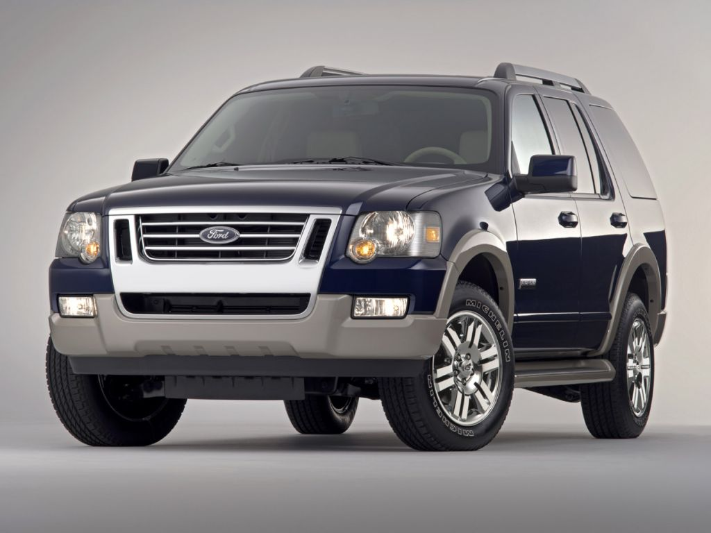 2006 Ford Explorer Pictures Photos Gallery Motorauthority