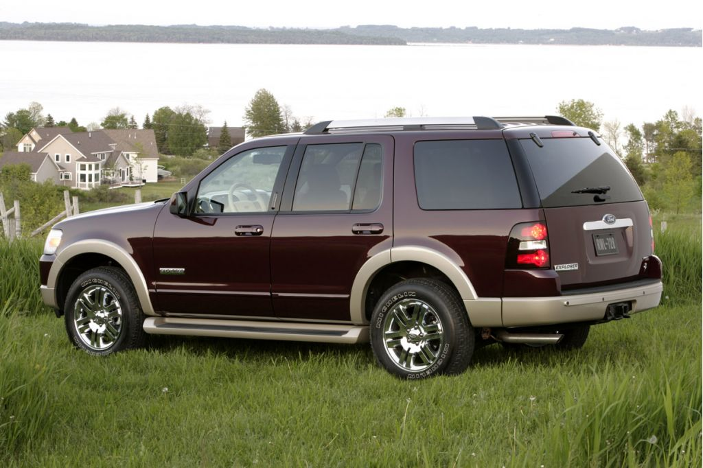 recalls on 2006 ford explorers. Black Bedroom Furniture Sets. Home Design Ideas