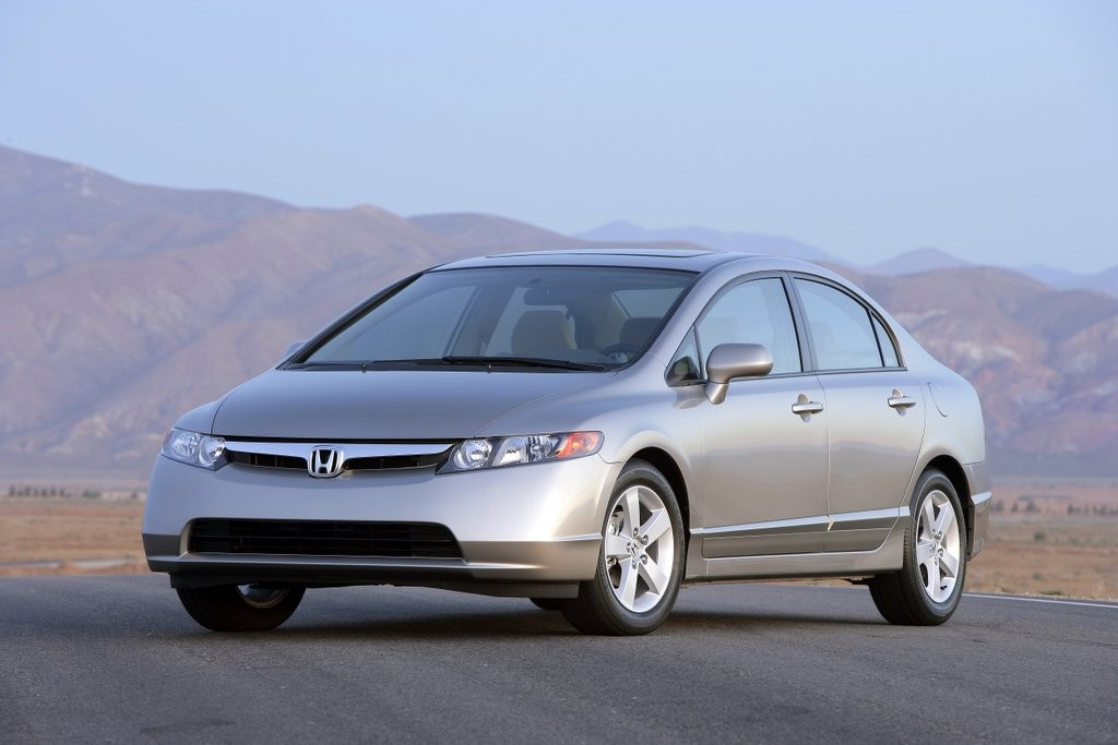 2006 Honda Civic Classic Pictures Photos Gallery Green