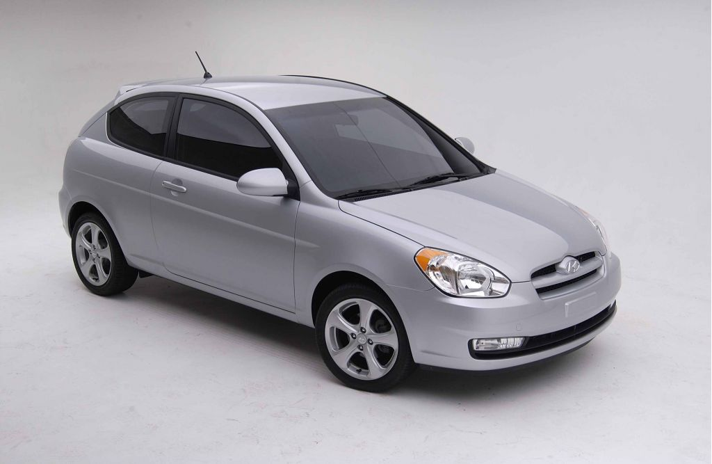 2006 Hyundai Accent Pictures Photos Gallery Green Car Reports