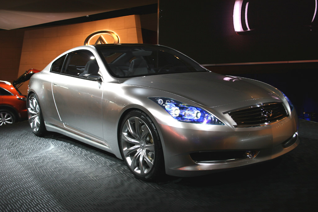 Lary Crews Infiniti G37 Coupe 2009 Images
