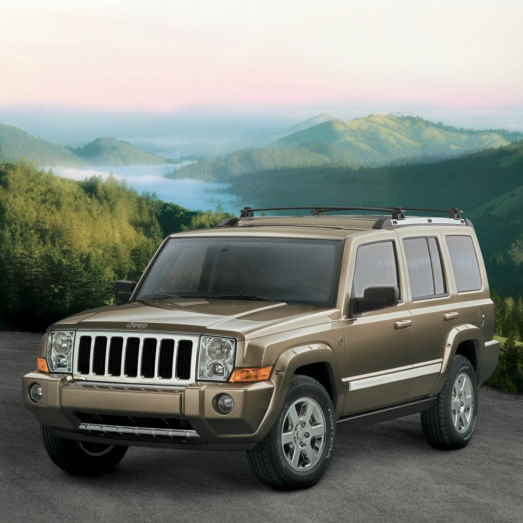 2006 jeep commander pictures photos gallery the car connection. Black Bedroom Furniture Sets. Home Design Ideas