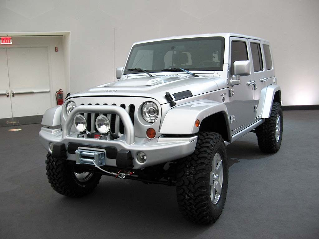 2006 Jeep Wrangler Unlimited Rubicon Concept