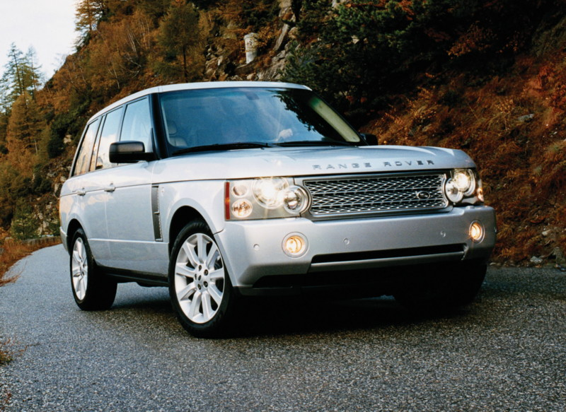 2006 land rover range rover pictures photos gallery motorauthority. Black Bedroom Furniture Sets. Home Design Ideas