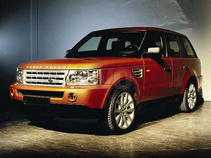 2006 land rover range rover sport pictures photos gallery green car reports. Black Bedroom Furniture Sets. Home Design Ideas
