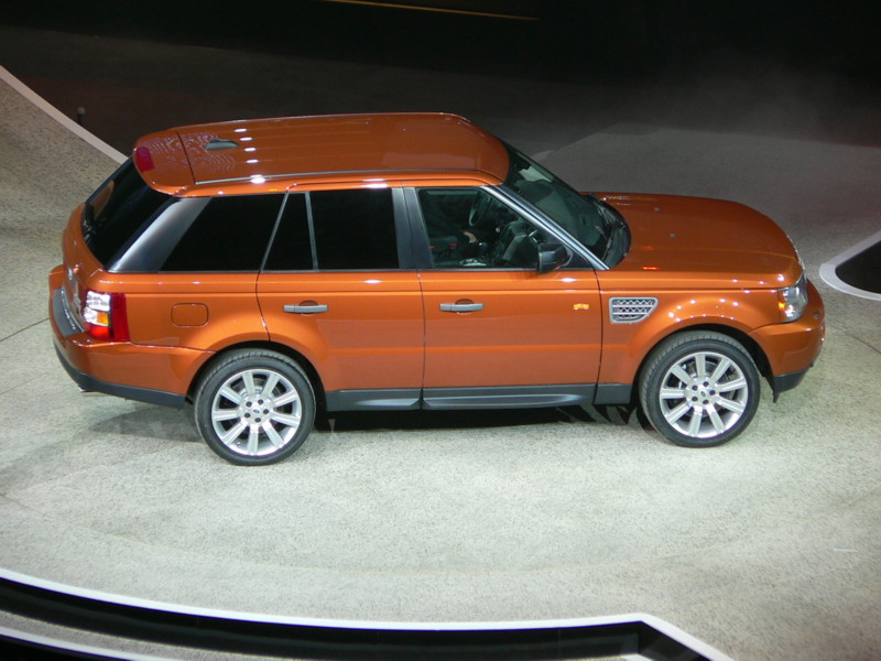 2006 land rover range rover sport pictures photos gallery. Black Bedroom Furniture Sets. Home Design Ideas
