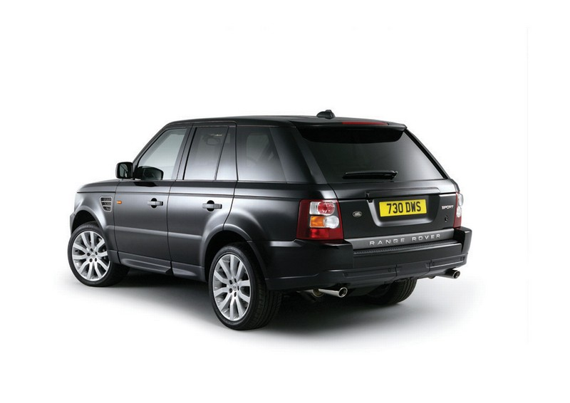 2006 land rover range rover sport pictures photos gallery the car connection. Black Bedroom Furniture Sets. Home Design Ideas