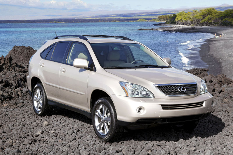 2006 Lexus RX 400h Pictures/Photos Gallery - Green Car Reports