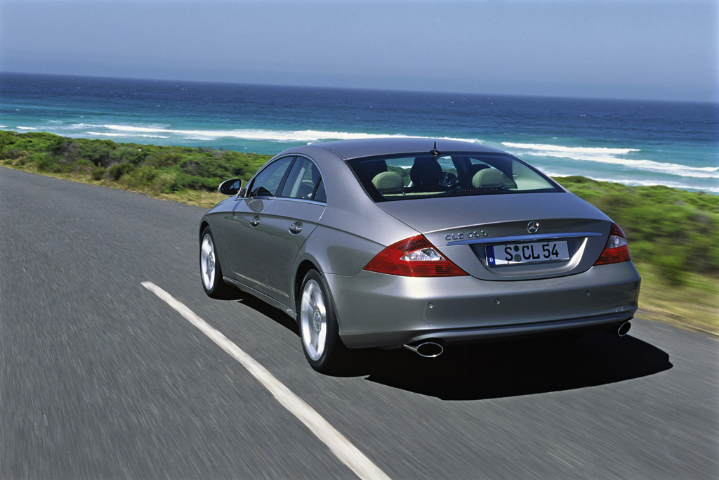2006 mercedes benz cls class pictures photos gallery the