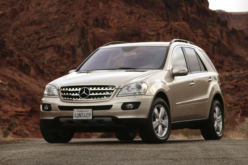 2006 mercedes benz m class pictures photos gallery