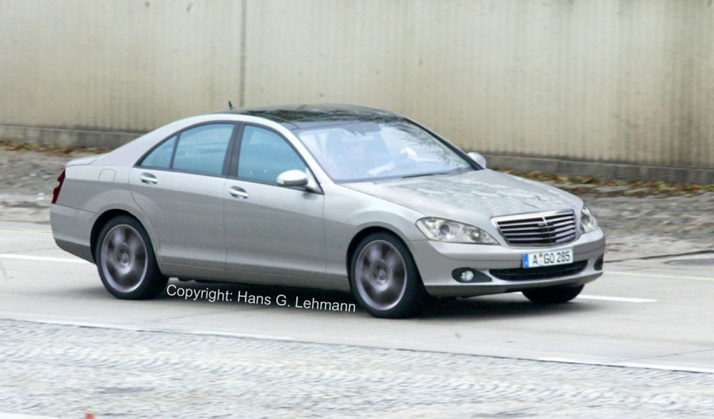 2006 mercedes benz s class pictures photos gallery green