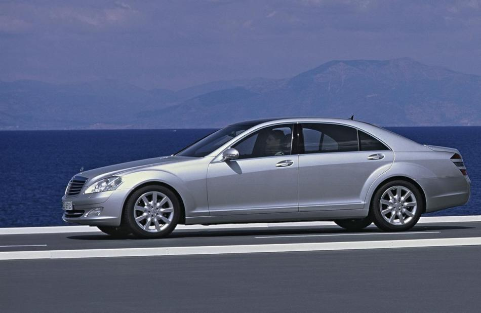 2006 mercedes benz s class pictures photos gallery