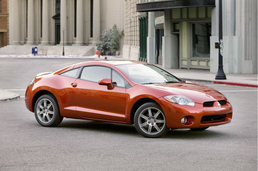 2006 Mitsubishi Eclipse Pictures Photos Gallery Motorauthority