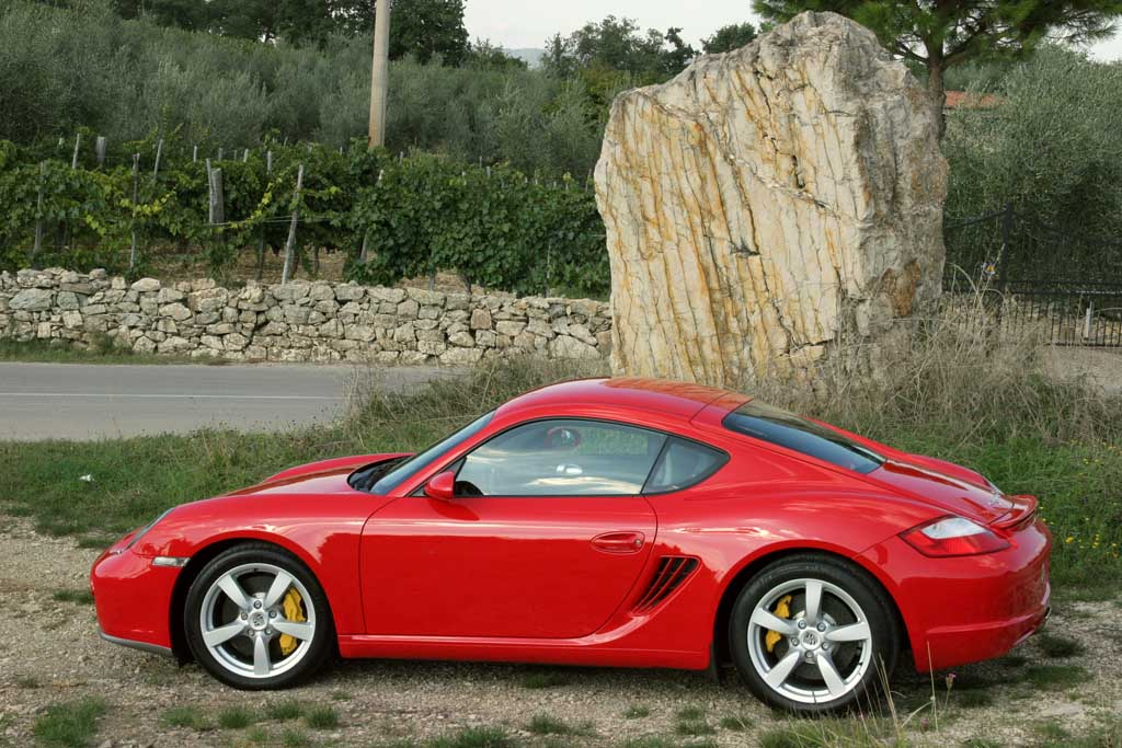 2006 porsche cayman pictures photos gallery green car reports. Black Bedroom Furniture Sets. Home Design Ideas