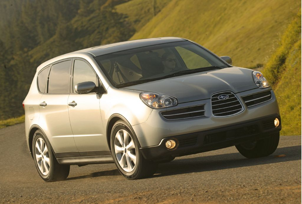 2006 subaru b9 tribeca pictures photos gallery. Black Bedroom Furniture Sets. Home Design Ideas