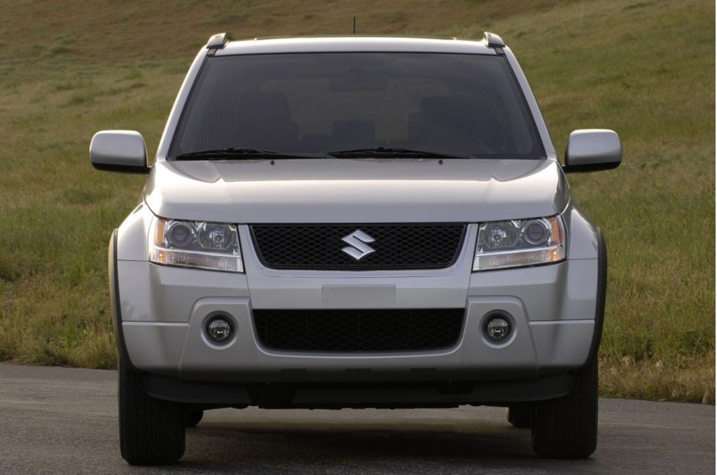 2006 suzuki grand vitara pictures photos gallery green car reports. Black Bedroom Furniture Sets. Home Design Ideas